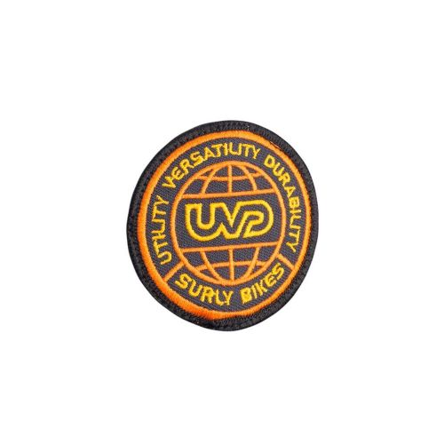 "Surly ""Utility"" Iron-on Patch, CL4947 - Iron-On"